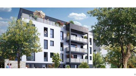 Appartement neuf Le Naturéa investissement loi Pinel à Boissy-Saint-Leger