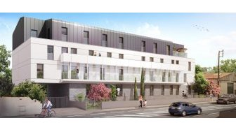 Appartements neufs Pierre de Lune investissement loi Pinel à Bordeaux