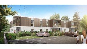 Appartements neufs Le Clos de la Brétêche investissement loi Pinel à Couëron