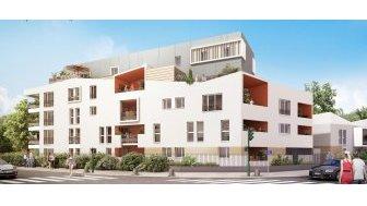 Appartements neufs Hikari investissement loi Pinel à Bruges