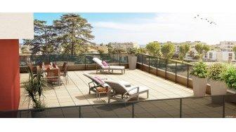 Appartements neufs Florazur investissement loi Pinel à Cagnes-sur-Mer