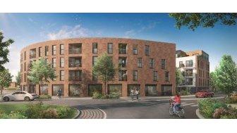 Appartements neufs Le Capitole investissement loi Pinel à Haubourdin