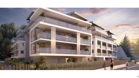 Appartement neuf Le Verney investissement loi Pinel à Chambéry