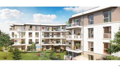 Appartement neuf L'Impériale investissement loi Pinel à Châtenay-Malabry