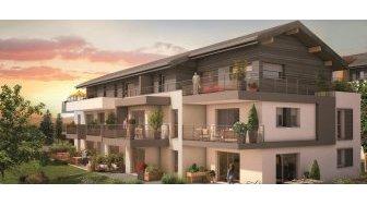 Appartements neufs Panoramik investissement loi Pinel à Contamine-sur-Arve