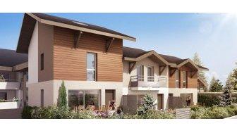 Maisons neuves Perspective investissement loi Pinel à Feigeres