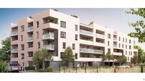 Appartement neuf Néôva investissement loi Pinel à Ferney-Voltaire