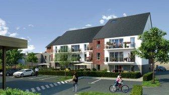 Appartements neufs Résidence des Chaumes investissement loi Pinel à Wattignies