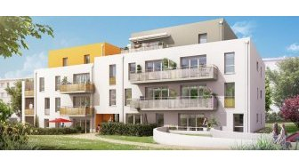 Appartements neufs Les Hortensias investissement loi Pinel à La Montagne