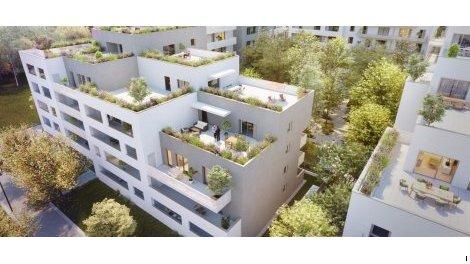 Appartement neuf La Chêneraie investissement loi Pinel à La Ravoire