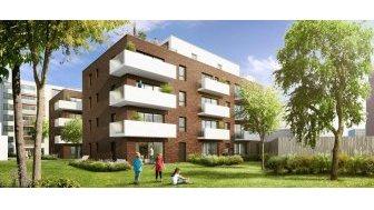 Appartements neufs Le Manhattan investissement loi Pinel à Marcq-en-Baroeul