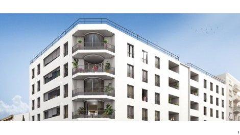 Appartement neuf 5ème Saison à Marseille 5ème