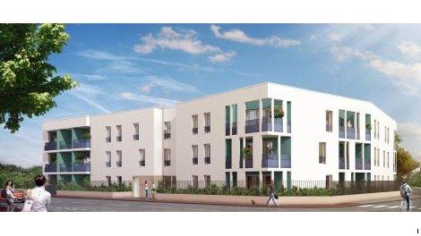Appartement neuf L'Initiale à Mérignac