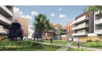 Appartements neufs Kübøa investissement loi Pinel à Mérignac