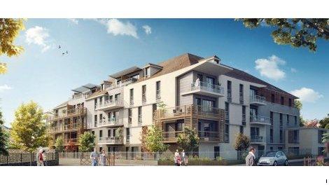 Appartement neuf Résidence investissement loi Pinel à Poissy