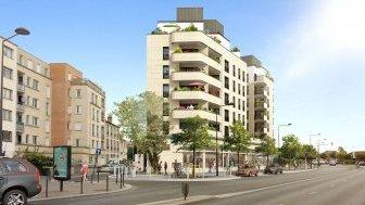 Appartements neufs Résidence Louis-Mercier investissement loi Pinel à Villejuif