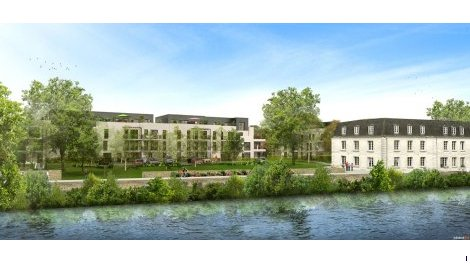 Appartement neuf Castel Joli Acte 1 à Corbeil-Essonnes