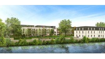 Appartements neufs Castel Joli - Tranche 1 à Corbeil-Essonnes