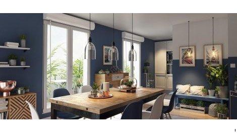 Appartement neuf Prochainement investissement loi Pinel à Les Pavillons sous Bois