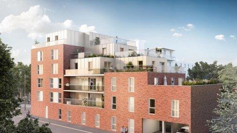 Appartement neuf Le 81 Barbieux à Roubaix