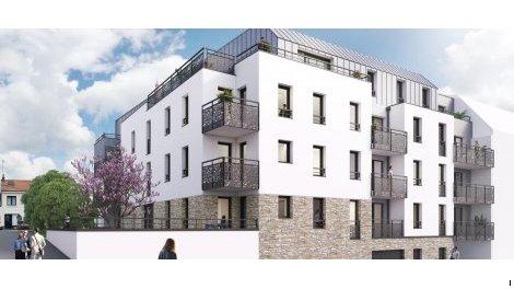Appartement neuf L'Altruiste à Saint-Herblain