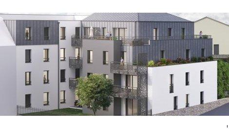 L 39 altruiste saint herblain programme immobilier neuf for Studio neuf