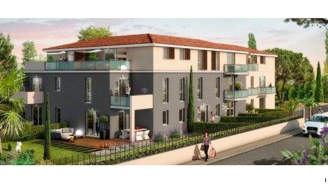 Appartement neuf Le 50 à Saint-Orens-de-Gameville