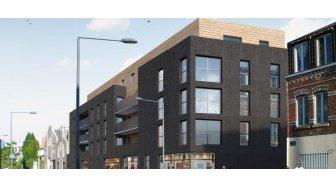 Appartements neufs Sun Park investissement loi Pinel à Lille