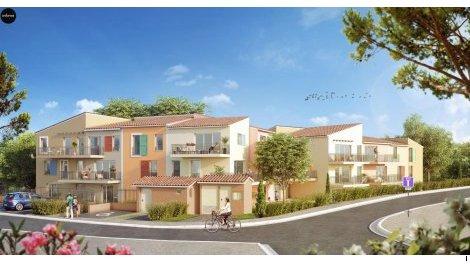 Appartement neuf Véléa à Venelles