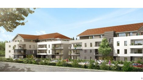 Appartement neuf Vertige investissement loi Pinel à Vétraz-Monthoux