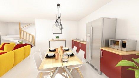 Appartement neuf K-Verde à Villeurbanne