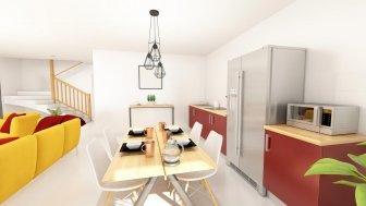Appartements neufs K-Verde à Villeurbanne