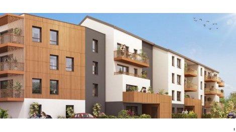 Appartement neuf Parséa investissement loi Pinel à Ville-la-Grand