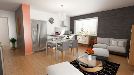 Appartement neuf Citad'in investissement loi Pinel à Villiers-sur-Marne