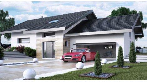 """Terrain constructible du mois """"Terrain+maison neuve"""" - Fillinges"""