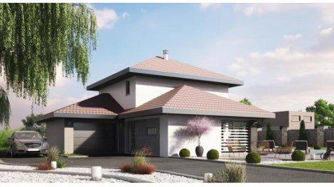 "Terrain constructible du mois ""Terrain+maison neuve"" - Annemasse"