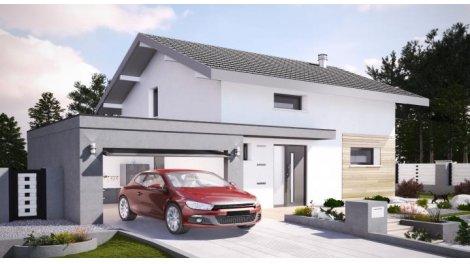 """Terrain constructible du mois """"Terrain+maison neuve"""" - Reignier-ésery"""
