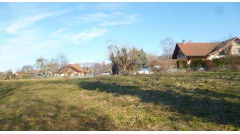 terrain à bâtir à Saint-Julien-en-Genevois