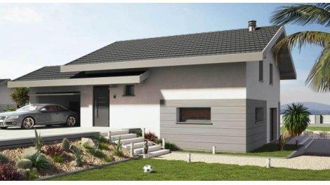 "Terrain constructible du mois ""Terrain+maison neuve"" - Saint-Martin-Bellevue"
