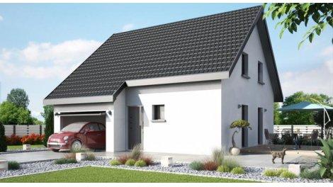 "Terrain constructible du mois ""Terrain+maison neuve"" - Valentigney"