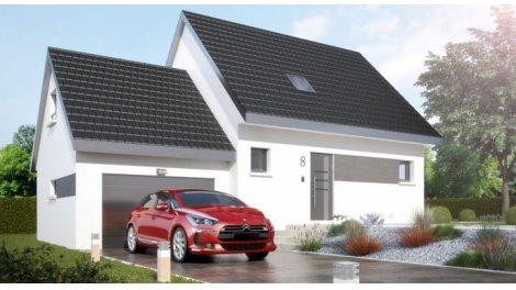 """Terrain constructible du mois """"Terrain+maison neuve"""" - Voujeaucourt"""
