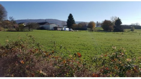 terrain à bâtir à Èvette-Salbert