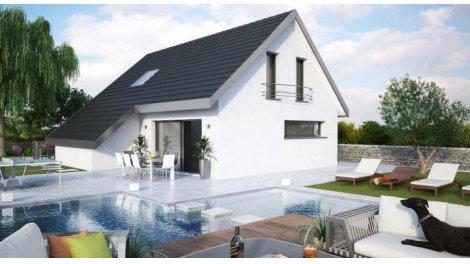 "Terrain constructible du mois ""Terrain+maison neuve"" - Dambenois"