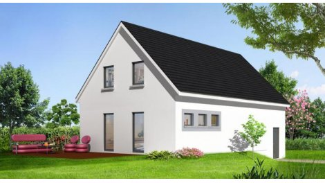 "Terrain constructible du mois ""Terrain+maison neuve"" - Hatten"