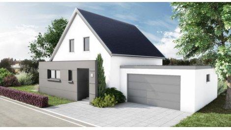 terrain constructible à Marckolsheim