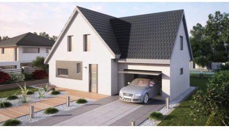 "Terrain constructible du mois ""Terrain+maison neuve"" - Mommenheim"