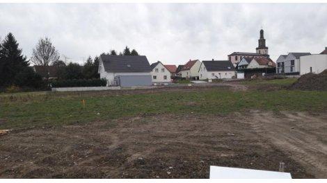 terrain à bâtir à Burnhaupt-le-Bas