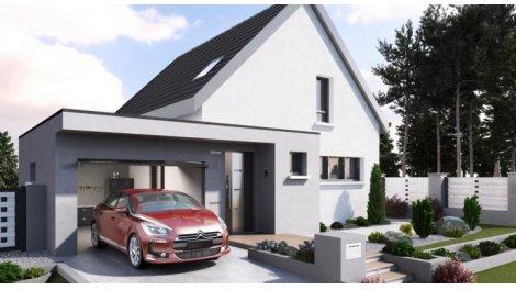 """Terrain constructible du mois """"Terrain+maison neuve"""" - Marlenheim"""