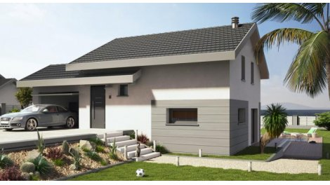 Les caudalies serre les sapins programme immobilier neuf for Programme immobilier maison neuve