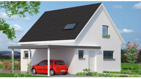 """Terrain constructible du mois """"Terrain+maison neuve"""" - Kunheim"""
